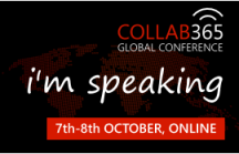 Collab365 Global Conference Speaker