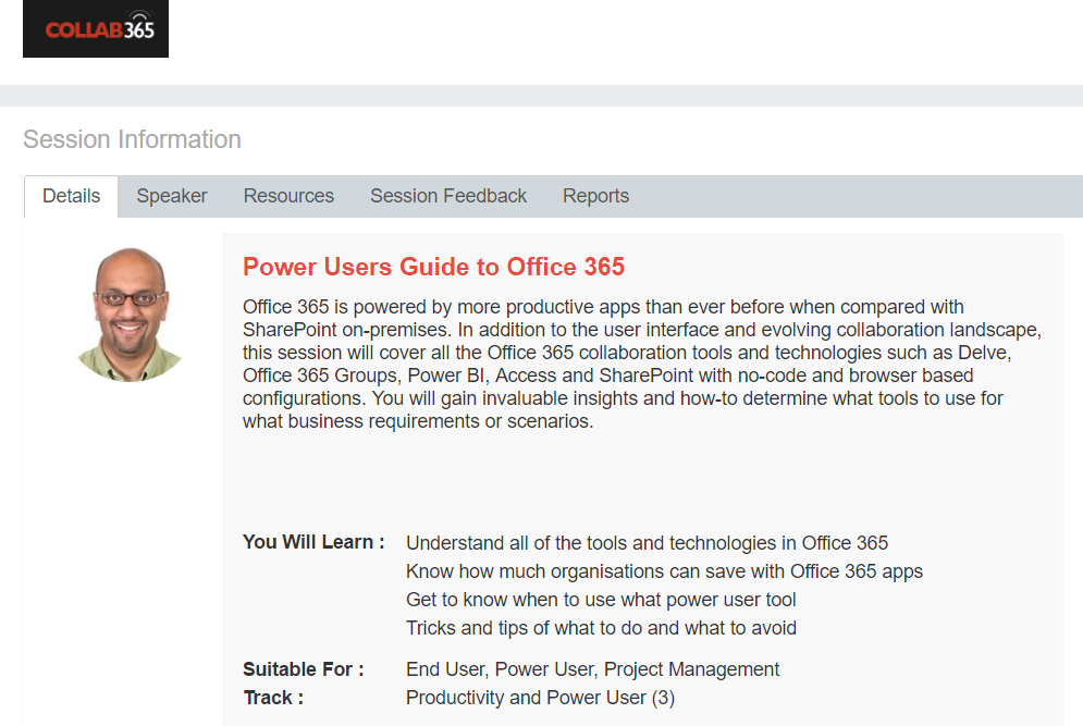 power users guide to office365 session slides recording from rh techchirag com sharepoint user guide office 365 user guide for microsoft office 365
