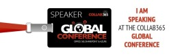 Collab365 Global Conference 2016 Speaker
