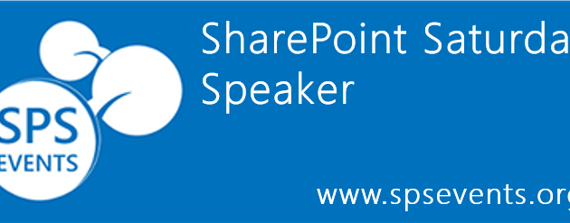 SharePoint Saturday Speaker - Chirag Patel @techChirag