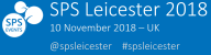 SPS Events Leicester Speaker