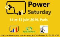 Power Saturday Paris Speaker