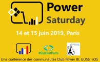 Power Saturday Paris Speaker