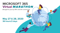 Microsoft 365 Virtual Marathon Speaker
