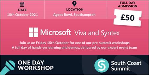 southcoastsummit-viva-workshop-techchirag